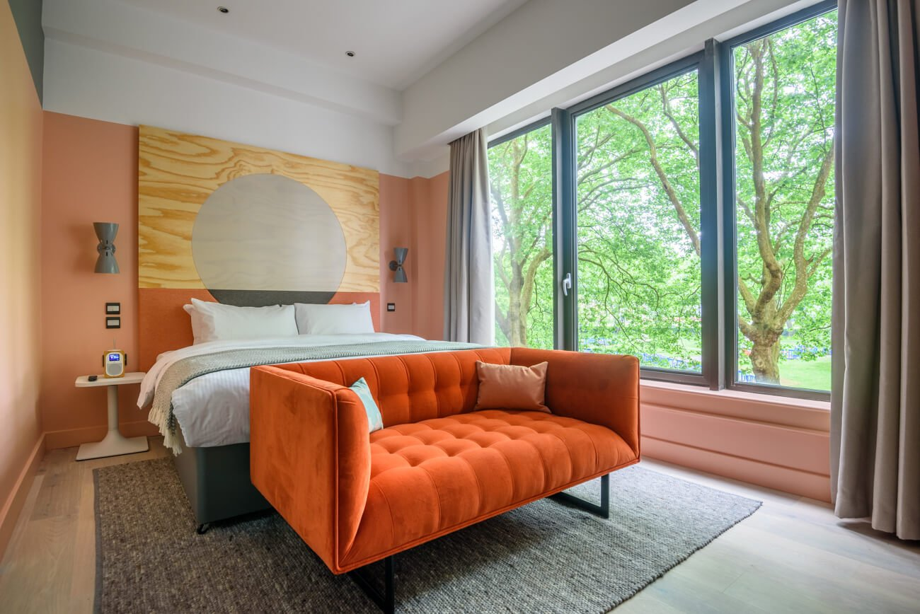 Creating Hotel Interiors with Home Comforts: room2 Interview