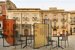 Protective Screens for Hospitality Venues