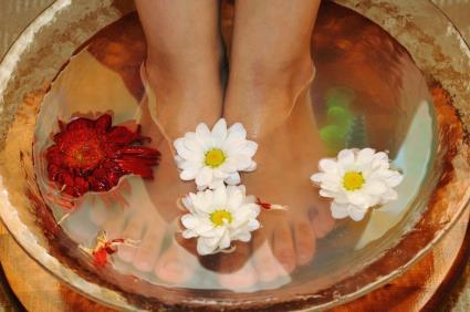 Image result for foot soak images