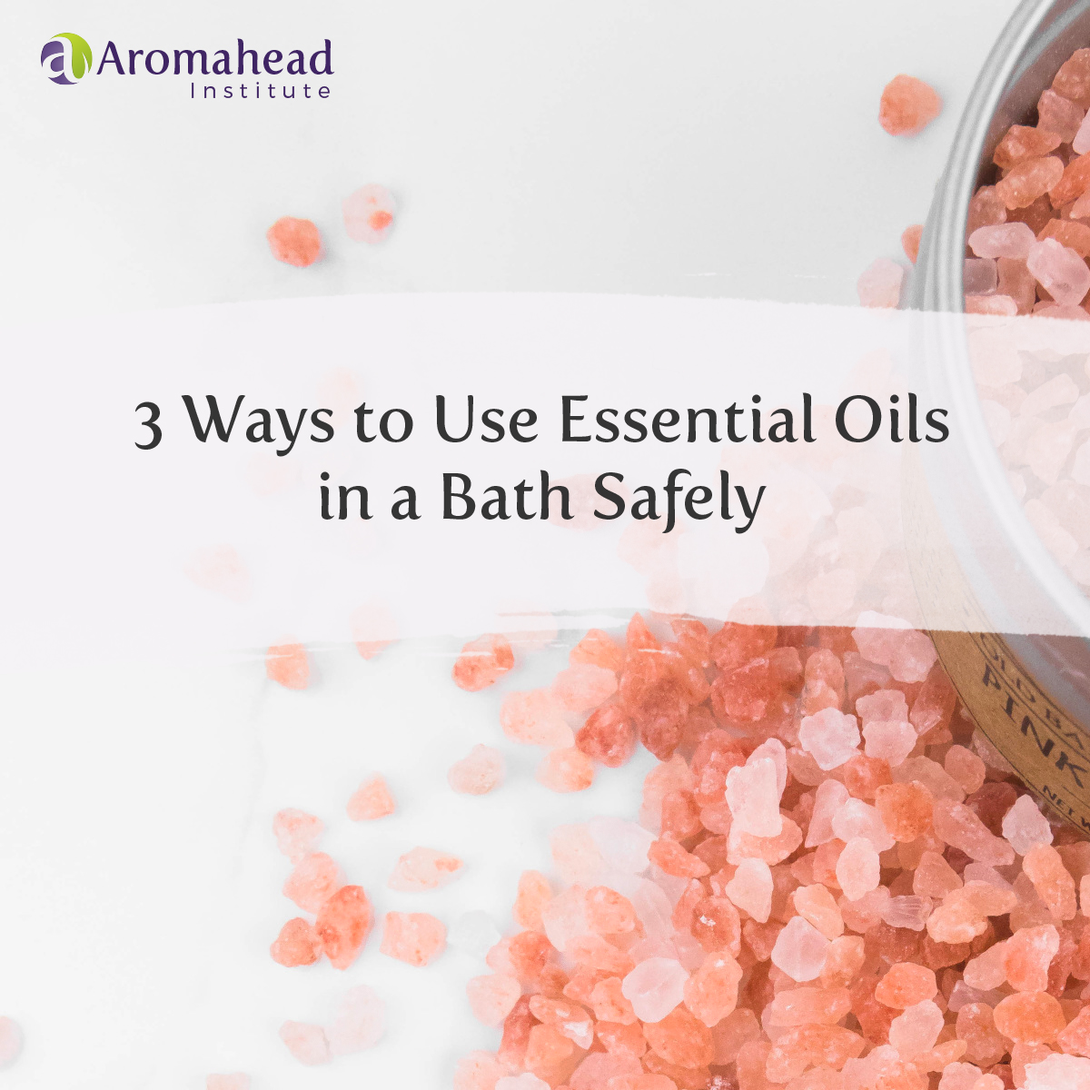 3 Ways To Use Essential Oils In A Bath Safely