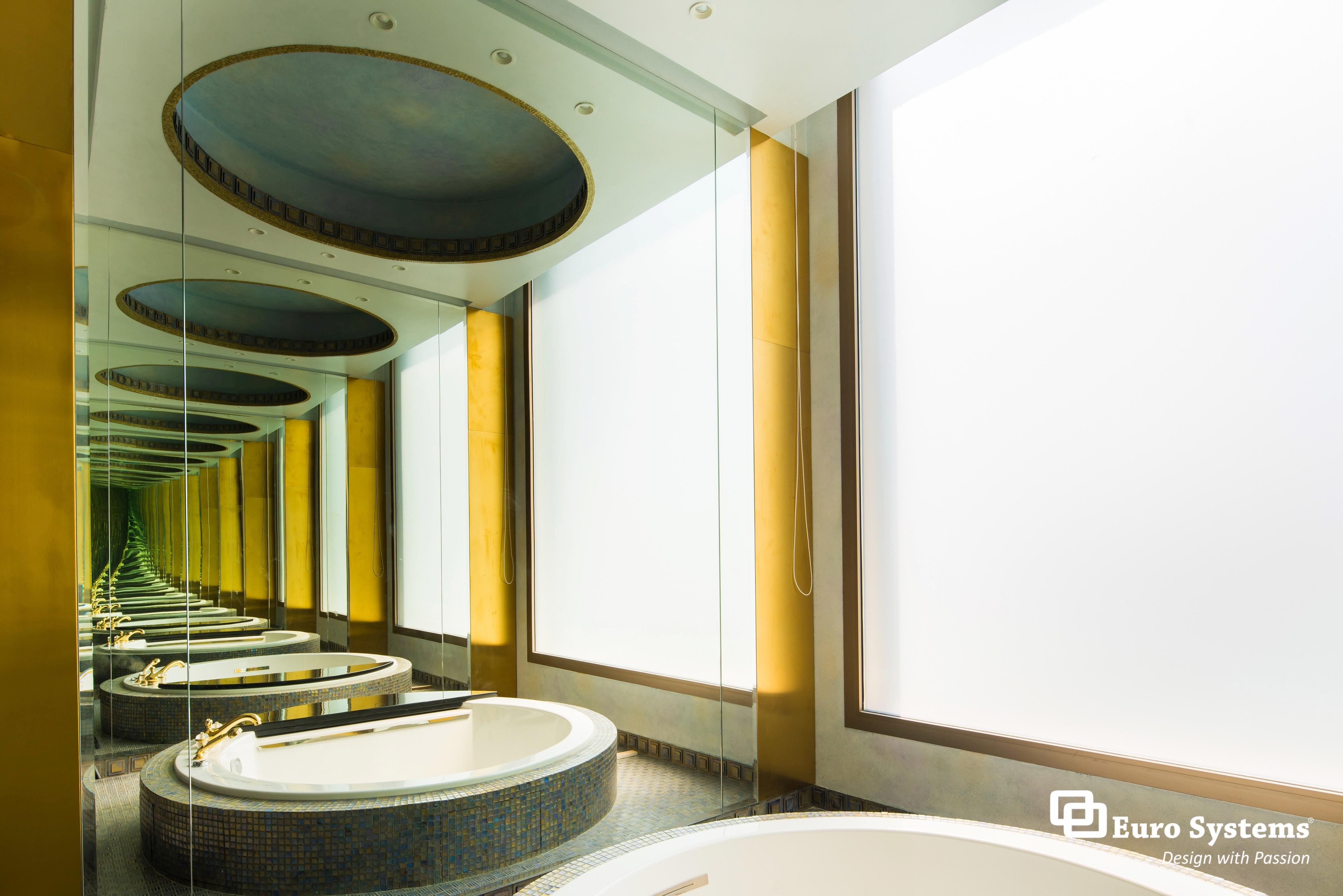 Residential Villa Euro Systems Dubai Uae