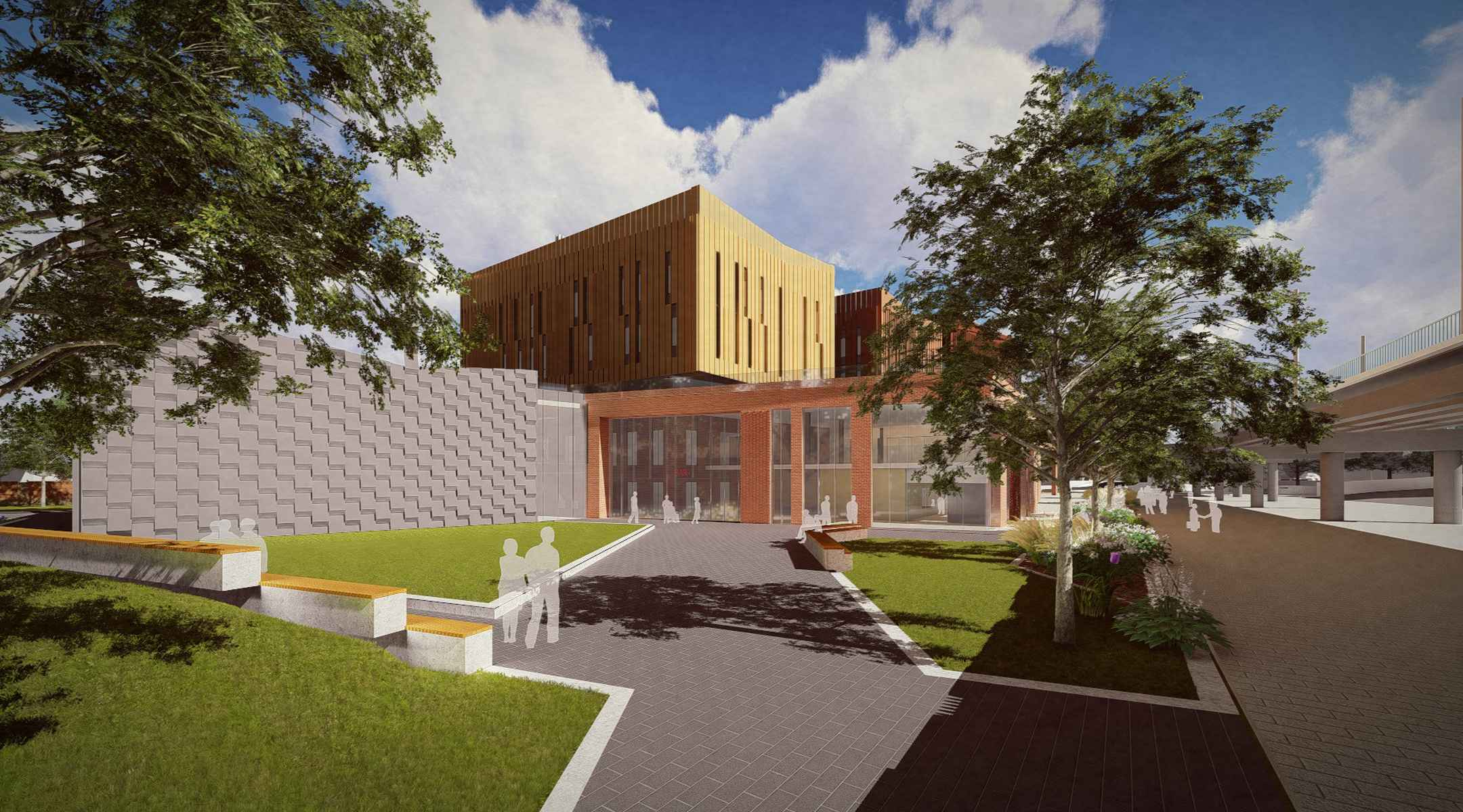Meeting BIM Level 2 Requirements in Landscape Architecture