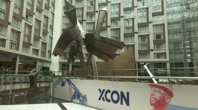 XCON 2019: Bridging Design and Construction