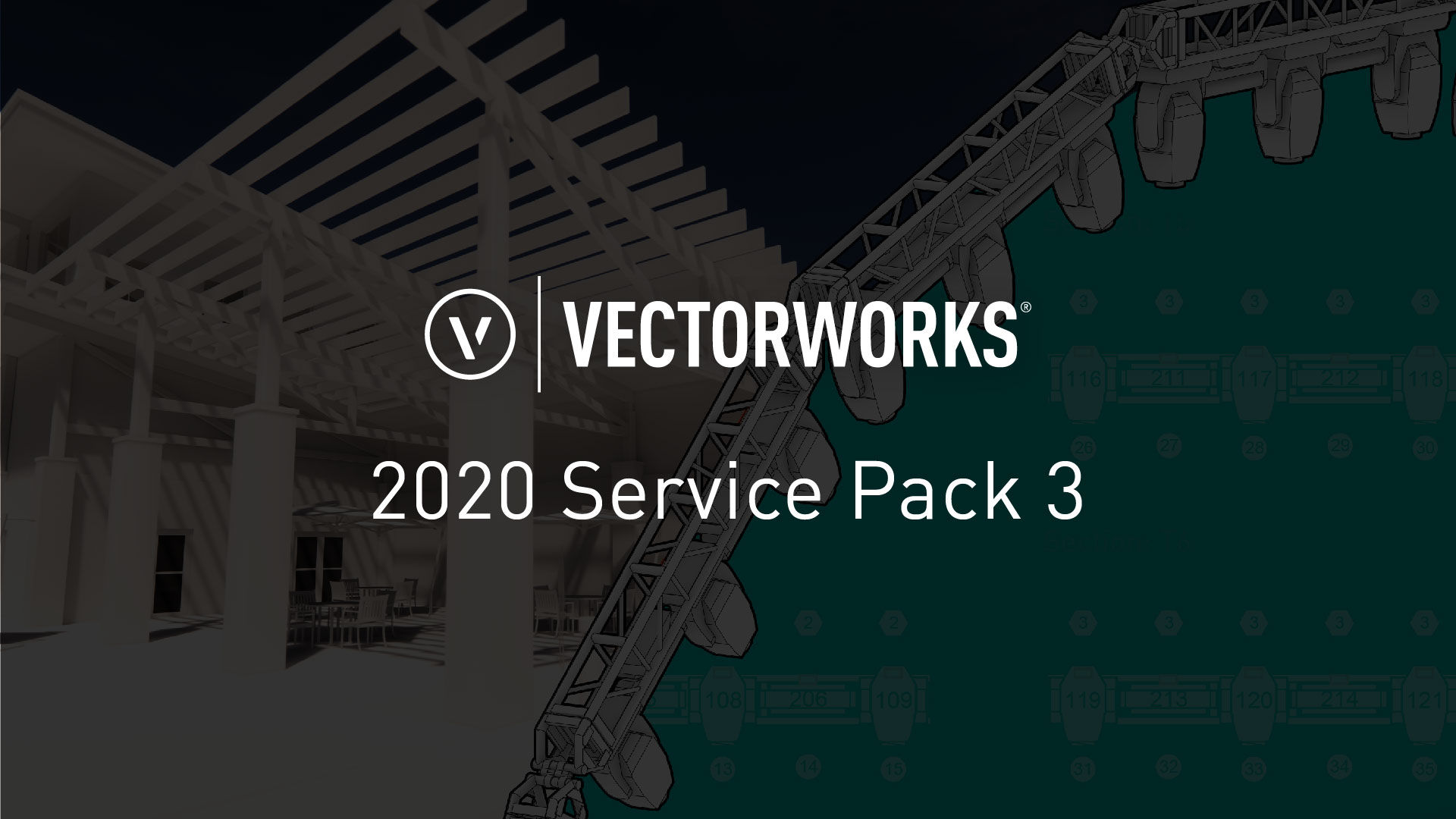 March Tech Roundup: Videos for Vectorworks 2020 Service Pack 3