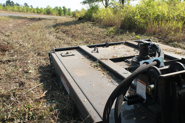 All About Closed Front Skid Steer Brush Cutters