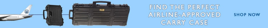 Shop Airline approved gun cases
