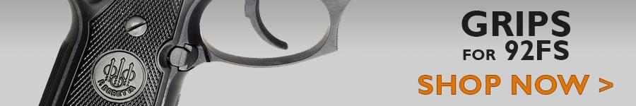 Shop grips for the Beretta 92 FS