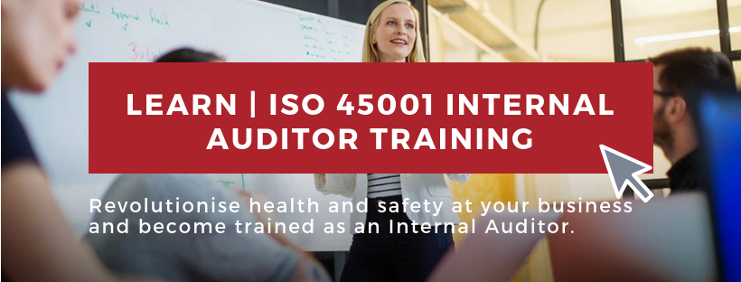 iso 45001 auditor training uk