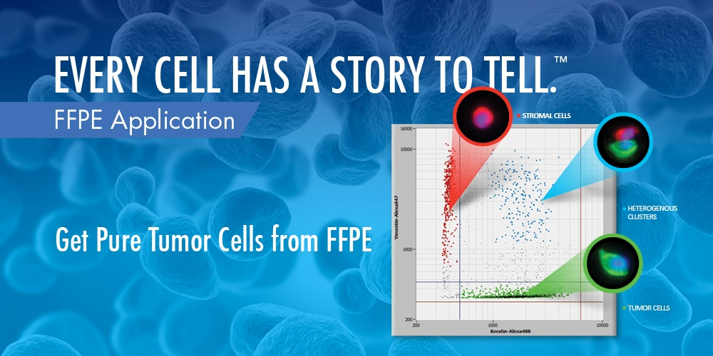 Get Pure Cells from FFPE