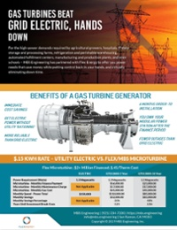 70 Mw Gas Turbine