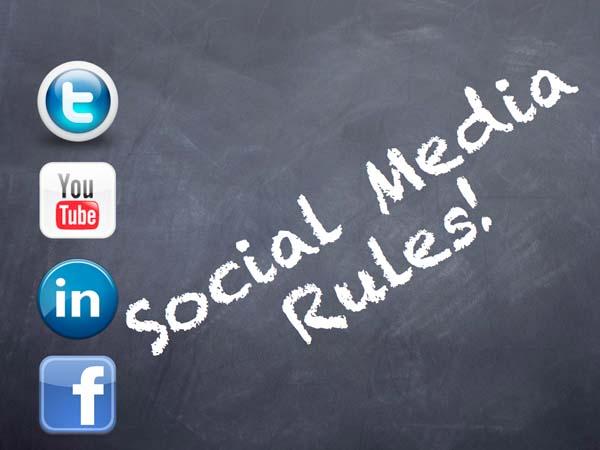 7 Rules Of Social Media