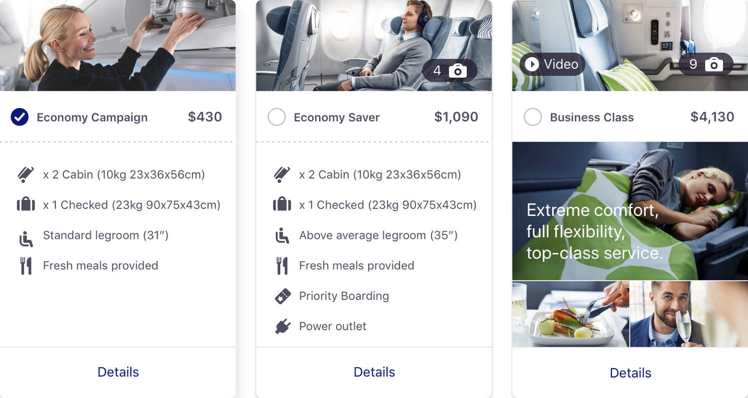 Fare Families Bundles in Skyscanner Direct Booking