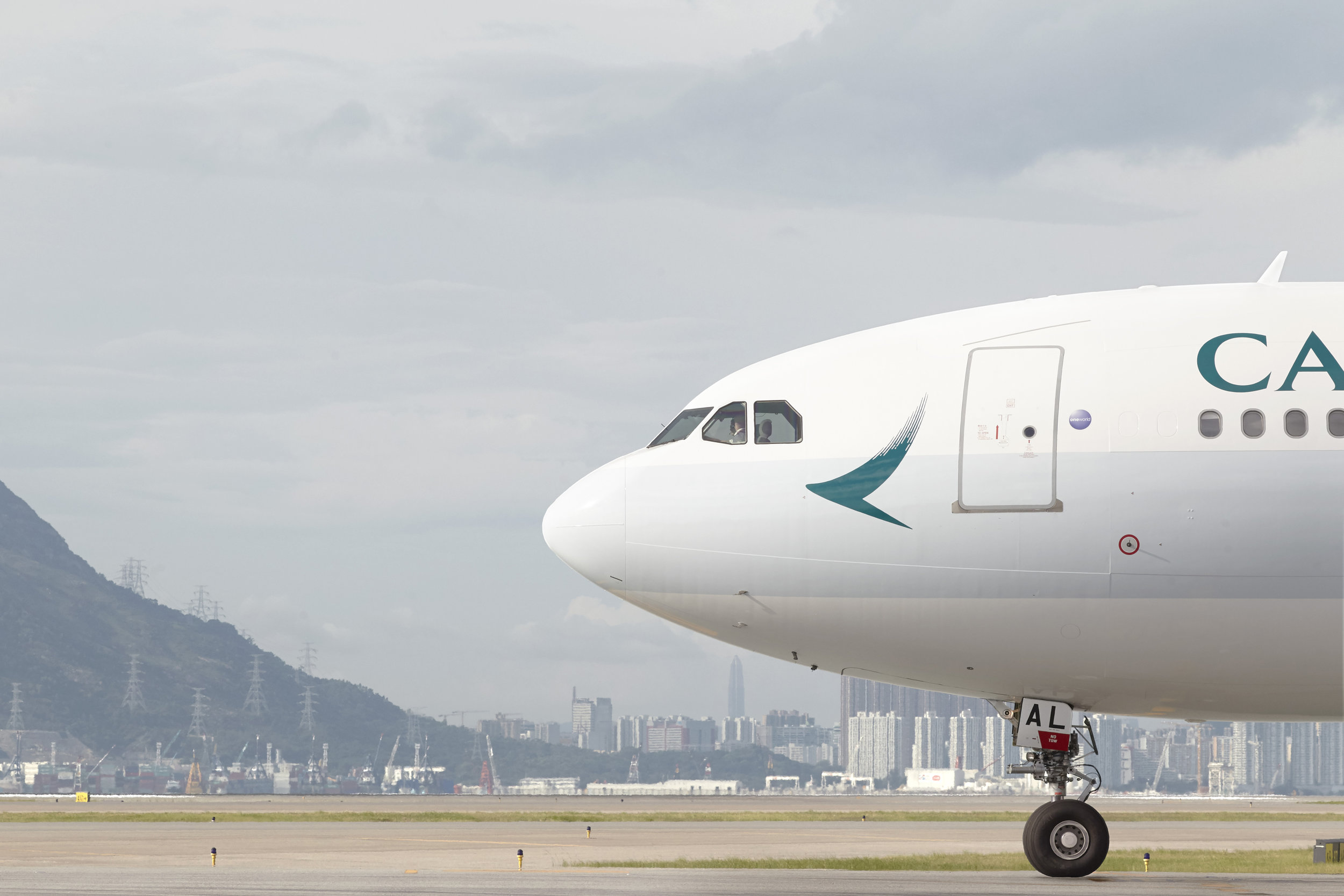 Cathay Pacific A330-300