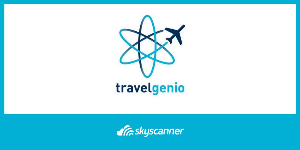 Travelgenio and Skyscanner