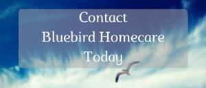 Contact Bluebird Homecare Today