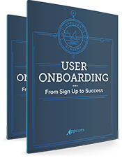 Code-Free User Onboarding Ebook cover