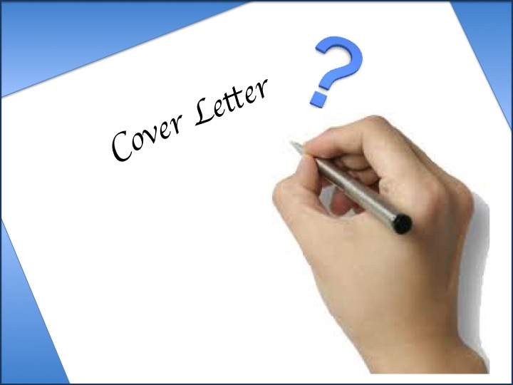tips for writing a good cover letter - Postdoctoral Cover Letter