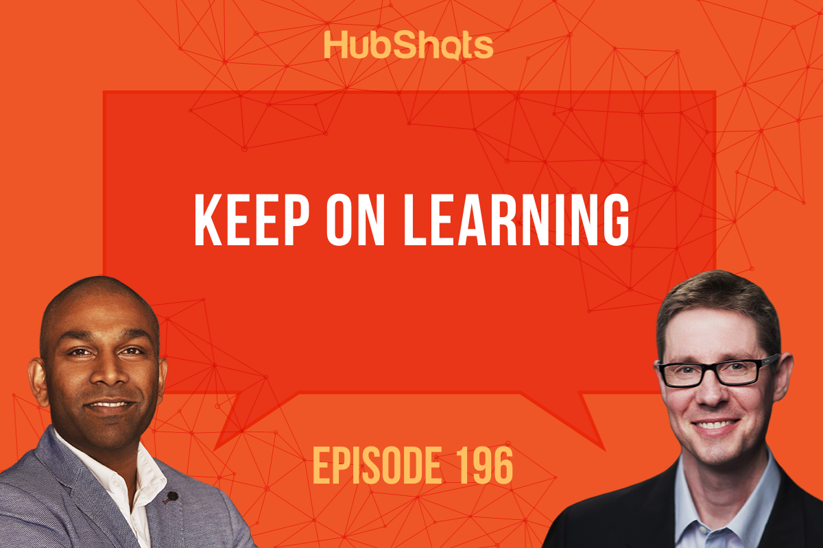Episode 196: Keep on Learning