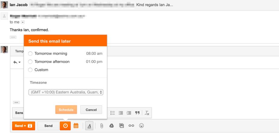 Meeting Next Wednesday ian jacob searchandbefound com au Search Be Found Mail