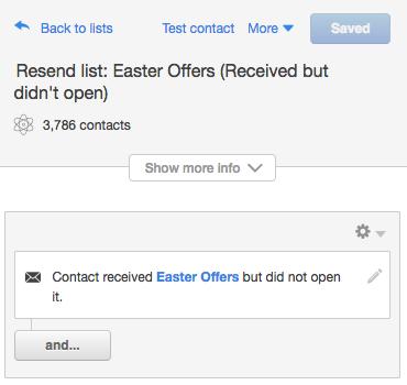 hubspot email resend list 2