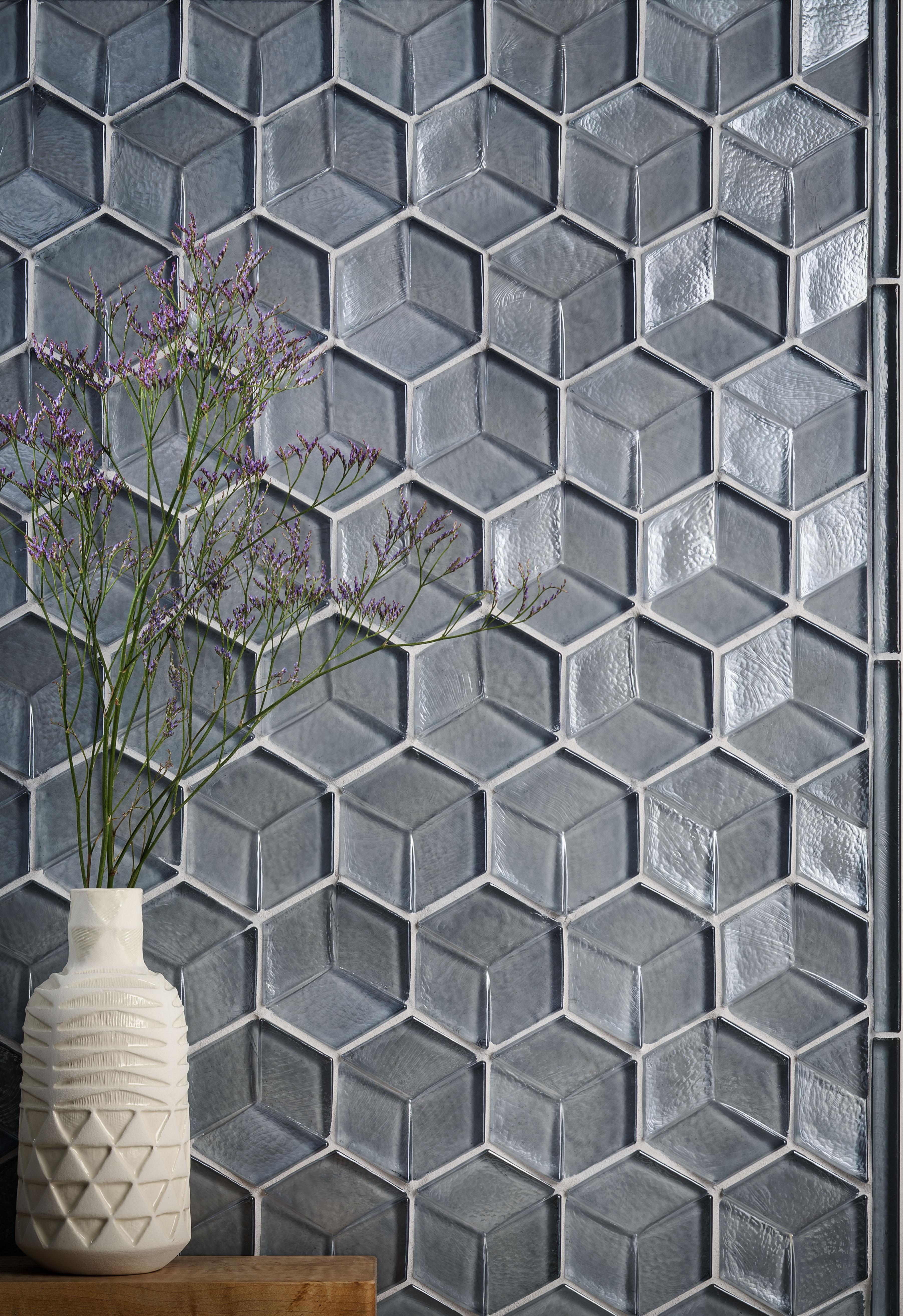 Gl Tile Interior Design Tozen Feature Wall Backsplash