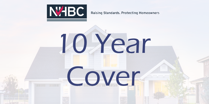 10 Year Nhbc Cover Against Structural Damage