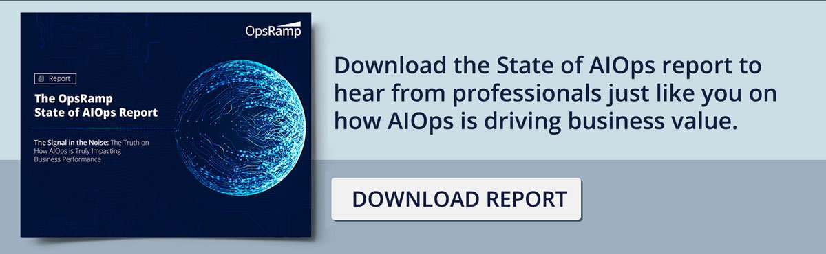 The State of AIOps Report