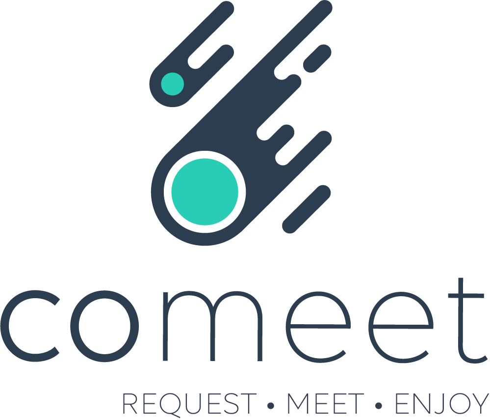 With Comeet, Request, Meet, Enjoy