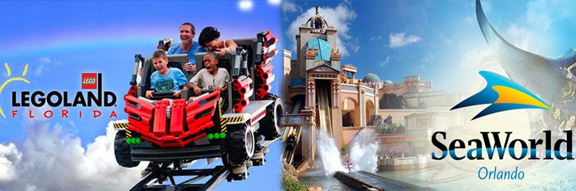 Orlando Vacation: Beyond Walt Disney World and Universal Studios