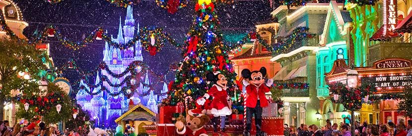 Mickey's Very Merry Christmas Party Tips