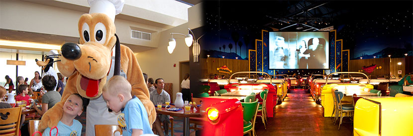 Most Popular Restaurants to Visit on Your Disney World Vacation