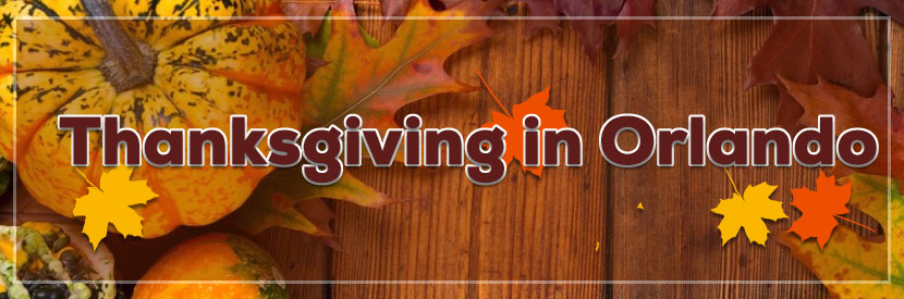 10 Things to Do on Thanksgiving Day in Orlando