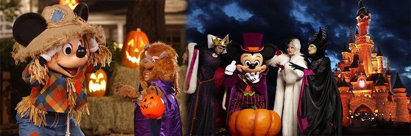 Things to Do in Orlando On Halloween Night