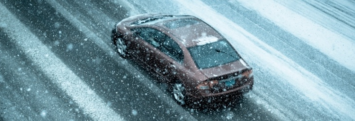 Preparing your vehicle for winter storms and extreme cold