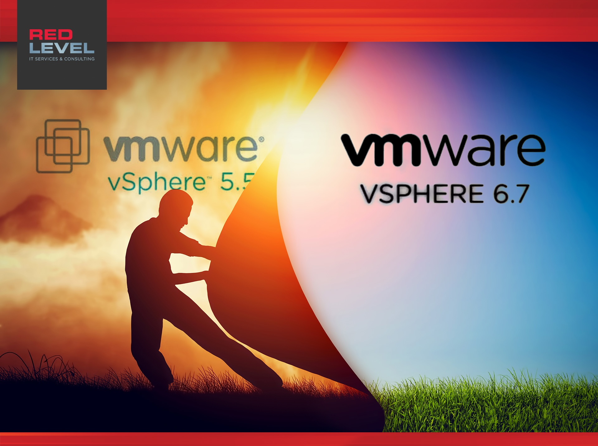 VMWARE VSPHERE 5.5 REACHES END OF LIFE – AND IT'S TIME TO MOVE