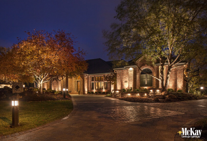Driveway Lighting for Safety and Curb Appeal