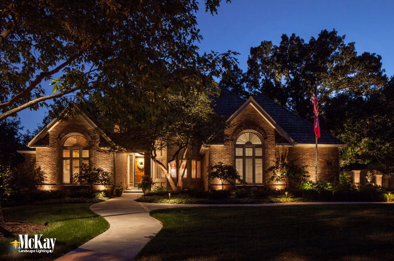 How to Reset Your Outdoor Lighting Timer. Residential Outdoor Landscape Lighting. Home Design Ideas