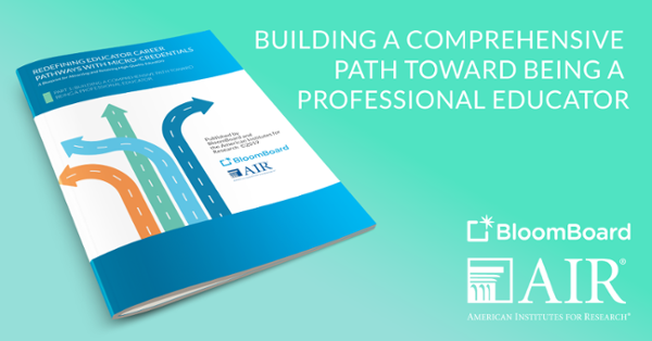 Building a Comprehensive Path Toward Being a Professional Educator