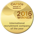 apsco international recruitment winner