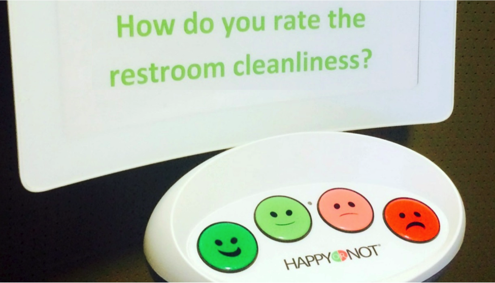 Why Asking Customers To Rate Restroom Cleanliness Is A Mistake