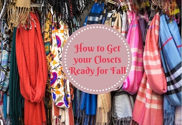 How to get your closets ready for fall for Getting ready for fall