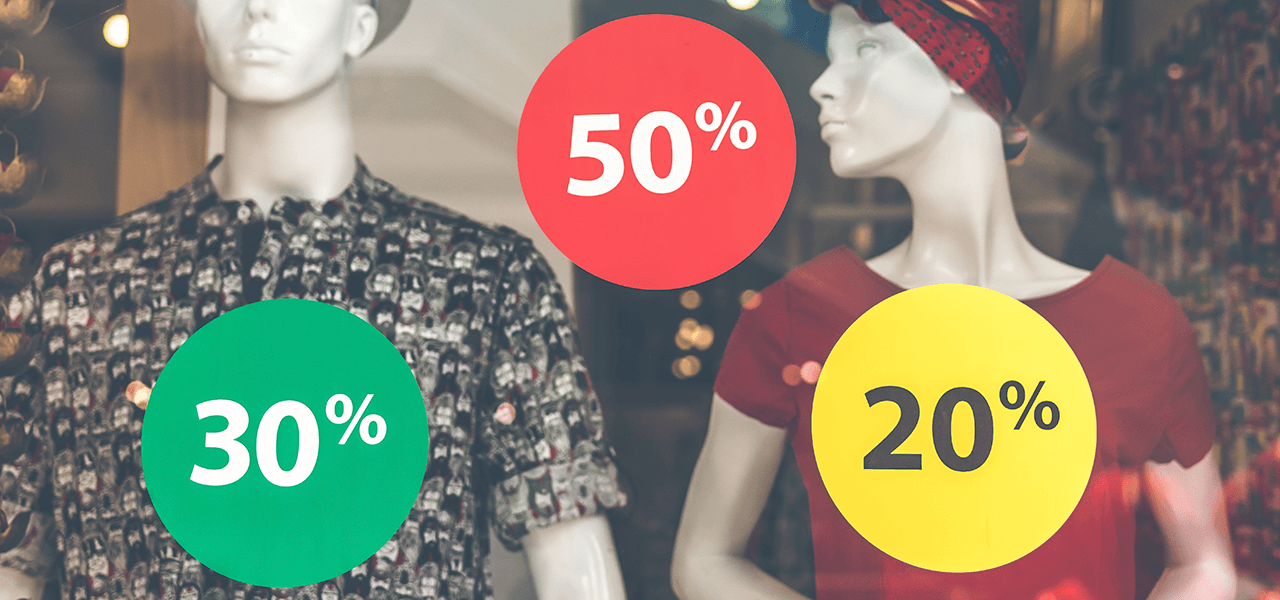 1f202f5ac 10 ações de vendas para a sua loja de roupas!