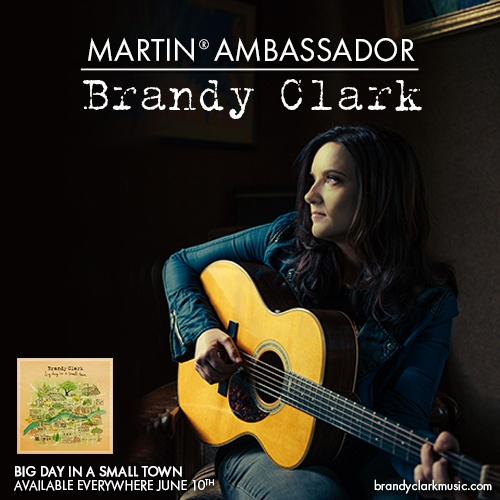 WIN A D JR. E FROM BRANDY CLARK
