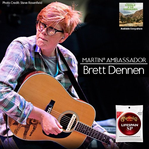 MARTIN AMBASSADOR ALBUM RELEASES IN MAY!