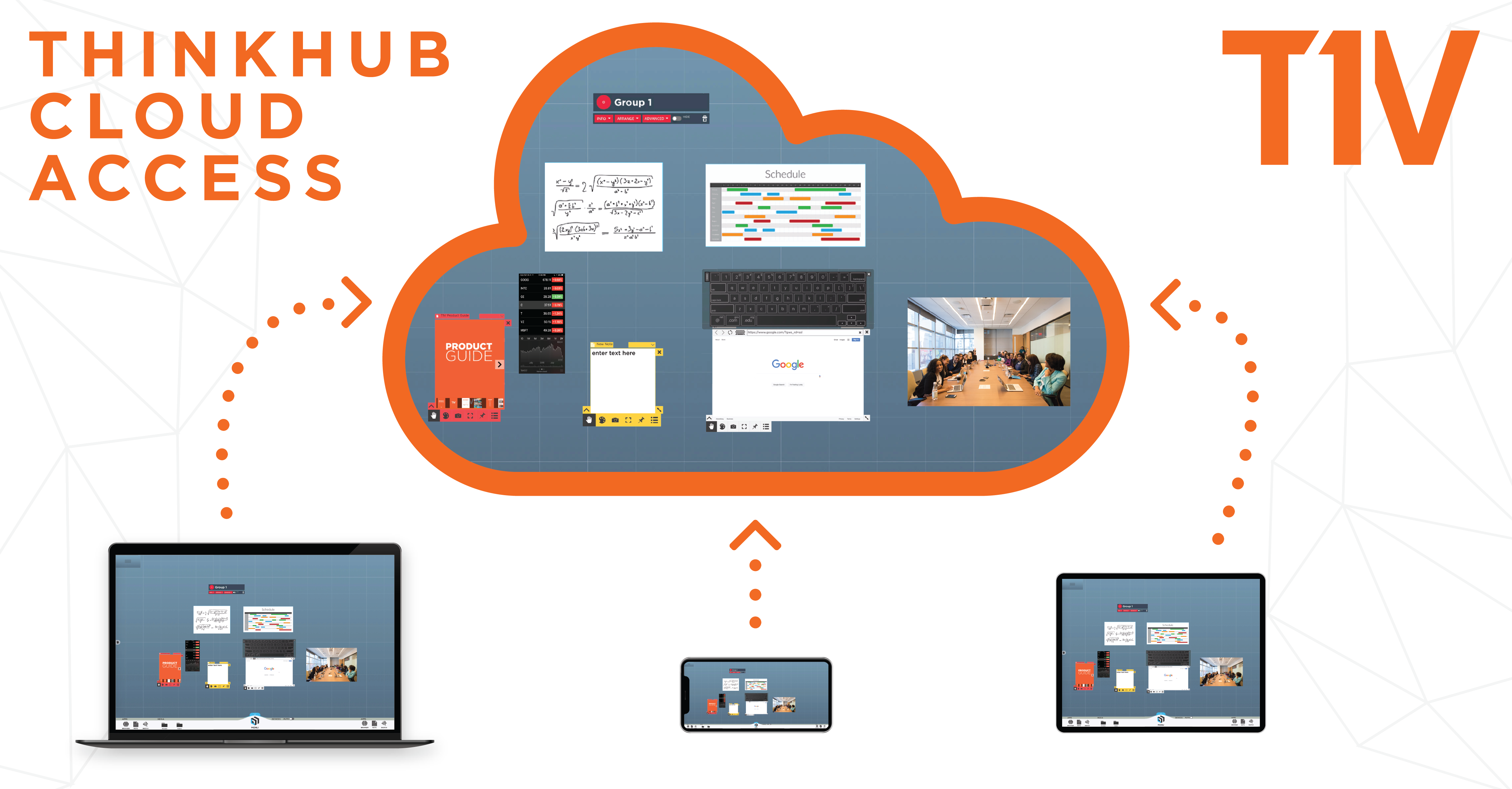 t1v-product-spotlight-thinkhub-cloud-access-featured-image-collaboration-scheduling