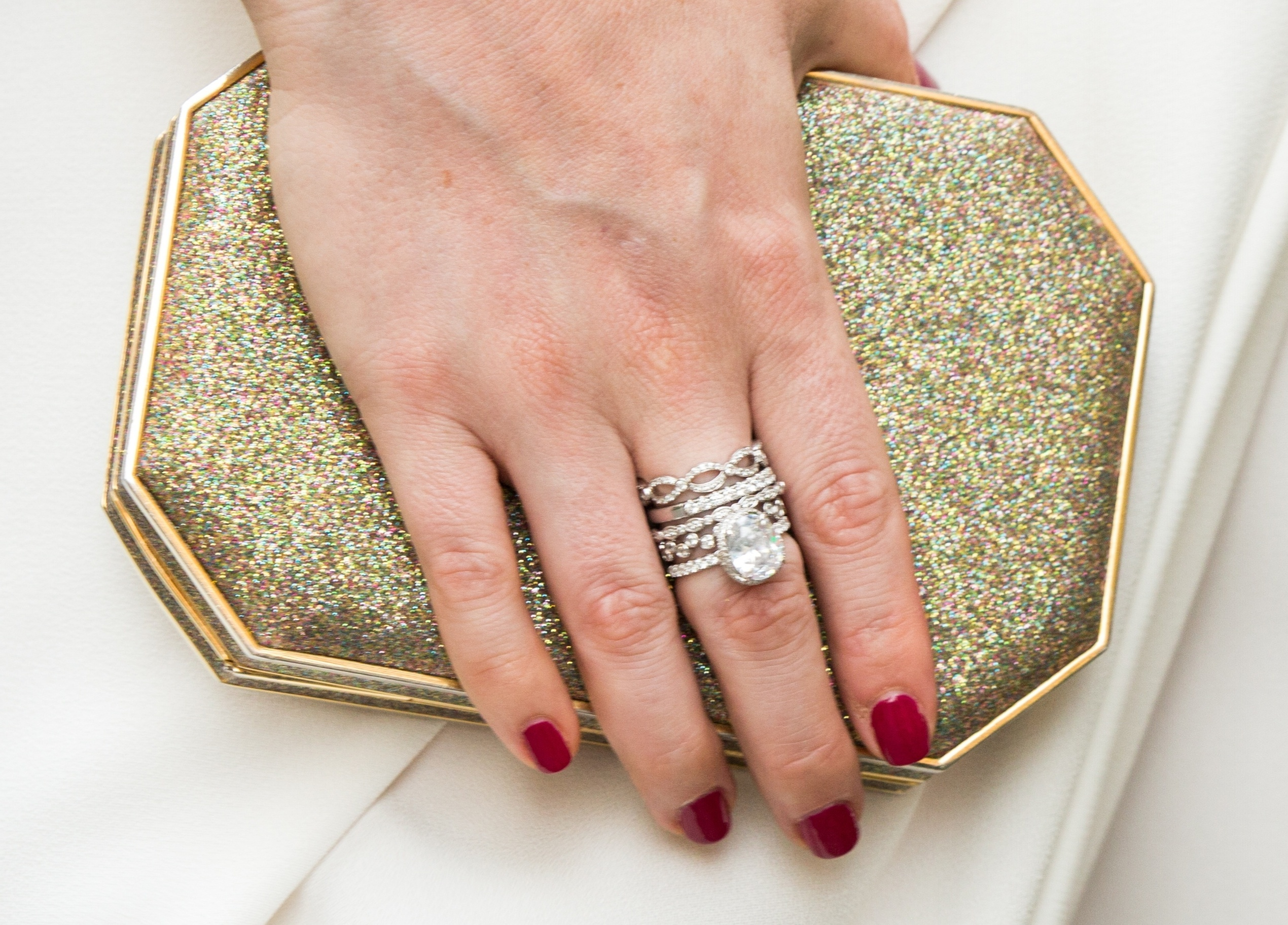 6 Top Women s Wedding Band Trends For 2017