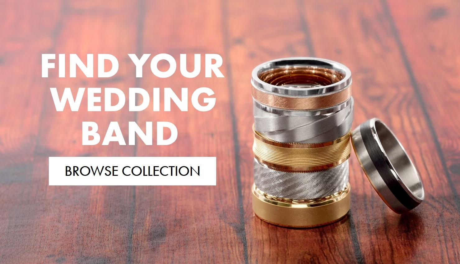 14 Men\'s Wedding Rings To Match His Style & Personality