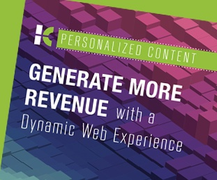 Generate More Revenue with Personalized Content