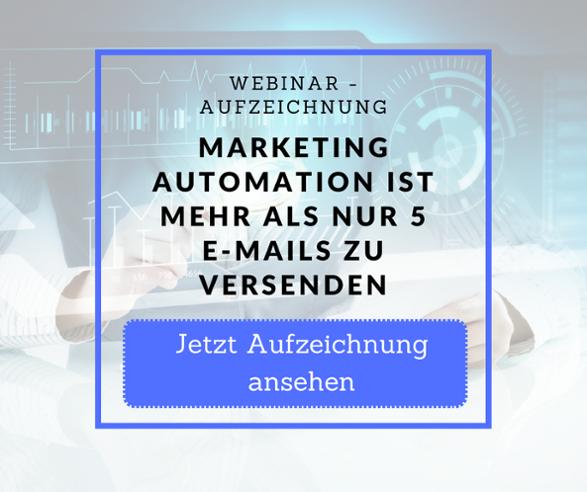 Marketing-Automation | Marketing Automatisierung [HubSpot Partner]