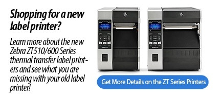 Zebra Thermal-Transfer Label Printers